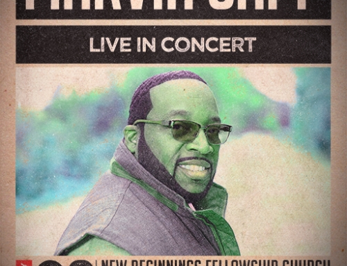 EdFit To Bring Gospel Recording Artist, Bishop Marvin Sapp To Indianapolis